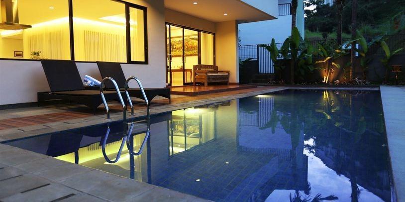 Permai Villa Dago - Permai Villa Dago With Pool