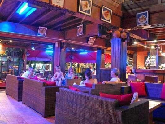 Satriya Cottages Bali - Restoran