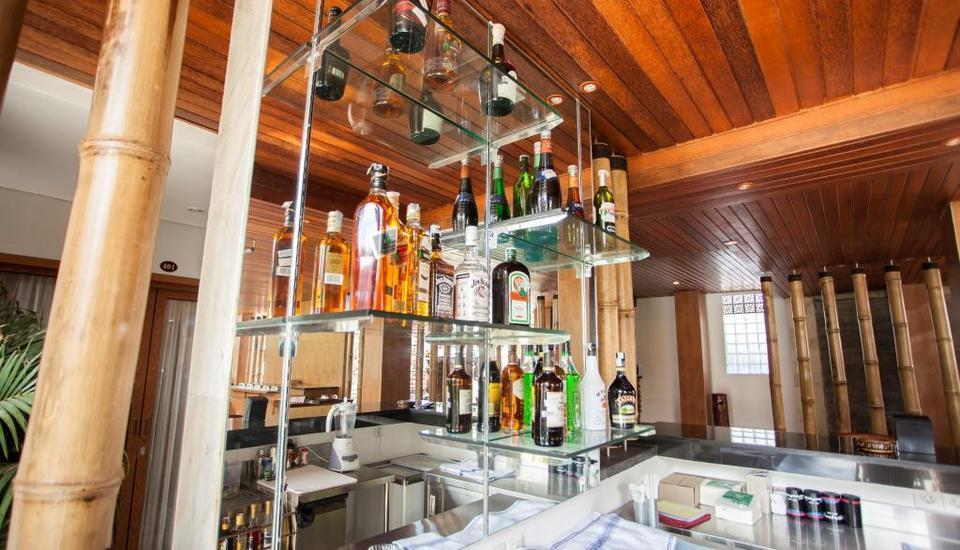 Satriya Cottages Bali - Bar