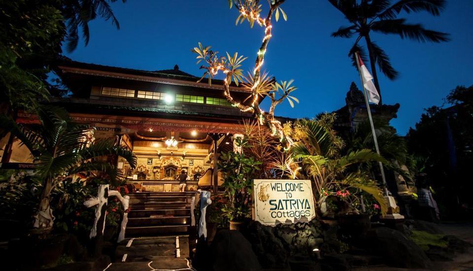 Hotel Sorga Cottages Kuta Kuta Bali