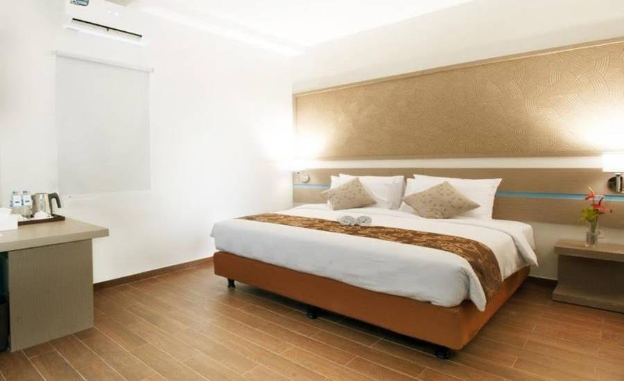 Genio Hotel Manado Manado - Superior Room Double  Room Only Last Minute