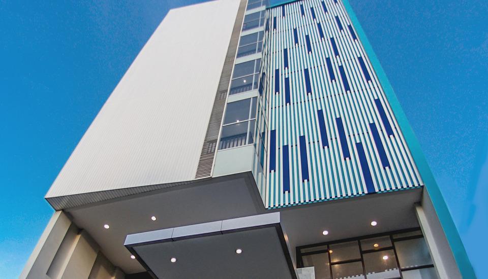 Genio Hotel Manado Manado - Front Entrance