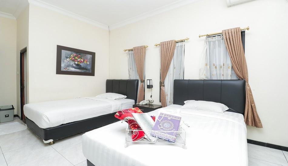 Seven Dream Syariah Hotel Jember - Jasmine Room Only Regular Plan