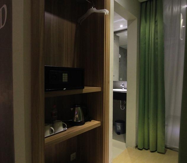 Hotel Dafam Fortuna Seturan - Interior