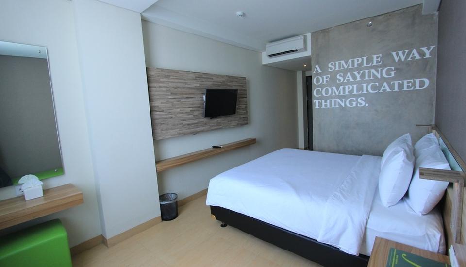 Hotel Dafam Fortuna Seturan - Kamar Superior