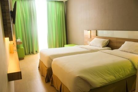 Hotel Dafam Fortuna Seturan - Standart Room Only Regular Plan