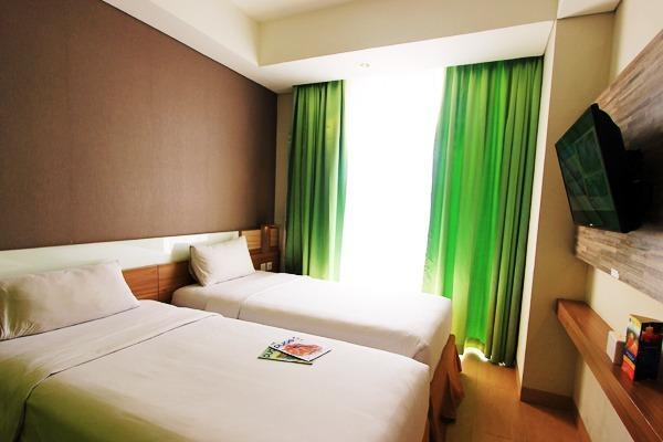 Hotel Dafam Fortuna Seturan - Standard Room Only Regular Plan