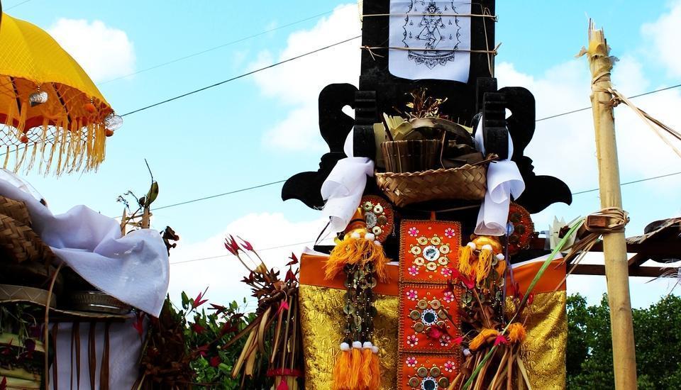 Ratu Guest House Bali - Eksterior
