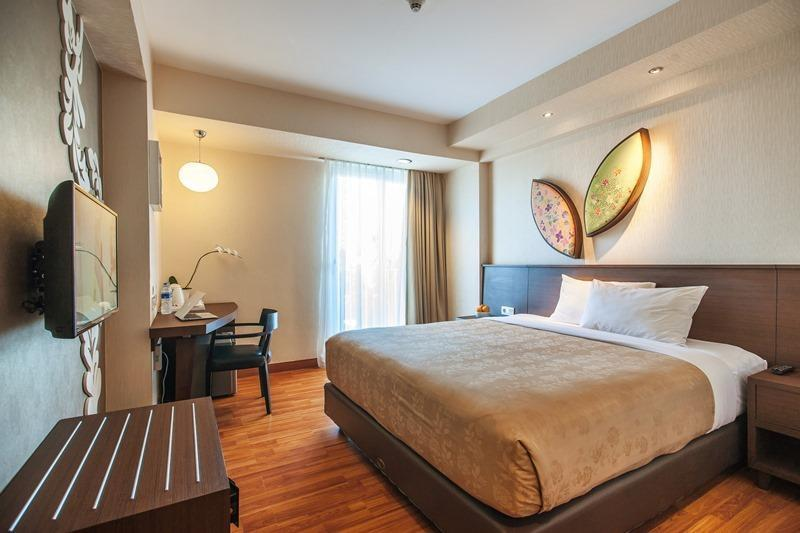 Atanaya by Century park Bali - Deluxe Room - with breakfast Promo Minimum Stay 3 Nights