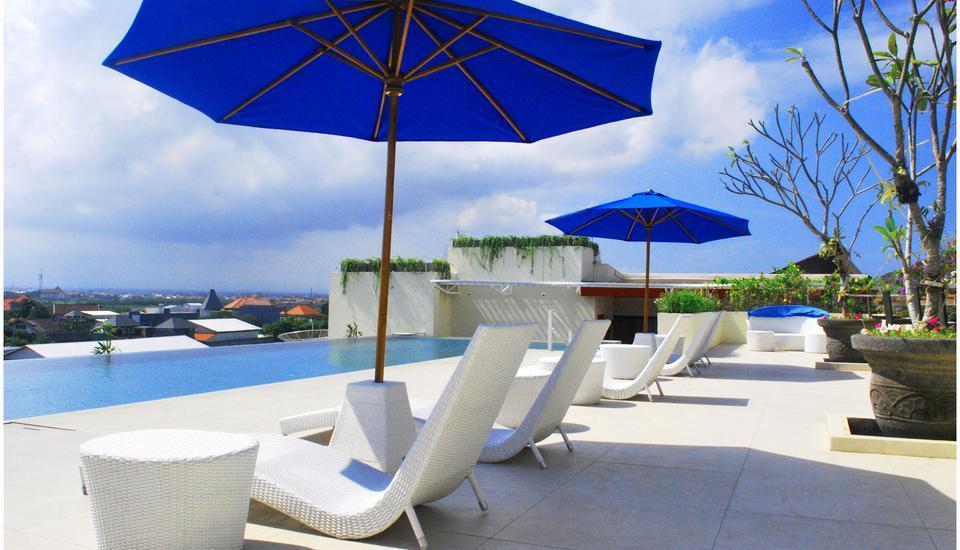 Atanaya Kuta Bali - Pool3