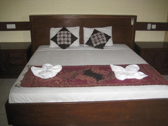 Ubud View Bungalows Bali - Standard Room Basic Deal Discount 20%