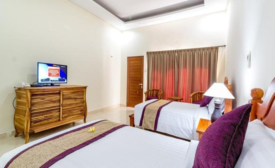 Padma Kumala Resort Bali - Deluxe Twin Room Only Last Minute 7 Days - 35% OFF