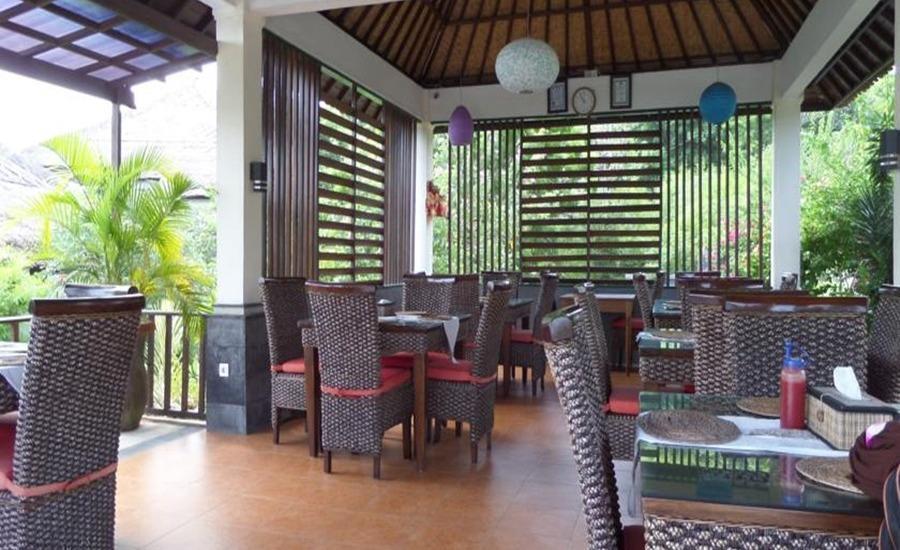 Padma Kumala Resort Bali - Restoran