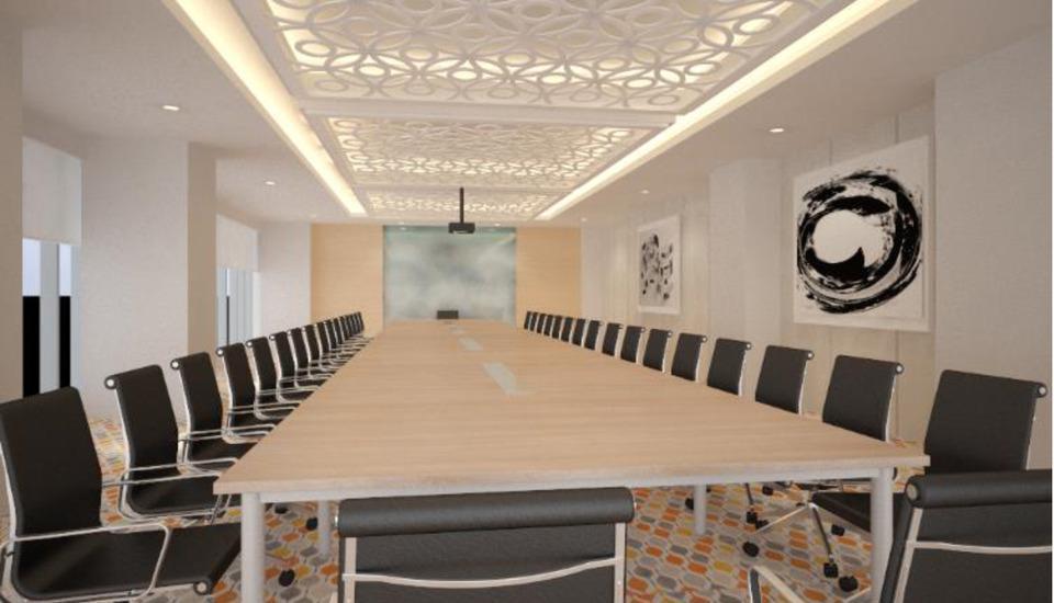HARRIS Sentraland Semarang - Meeting room