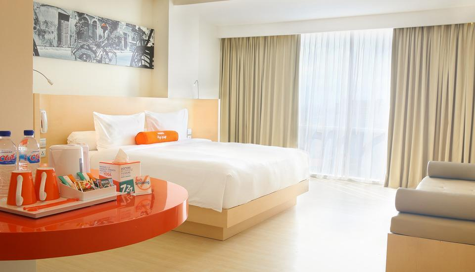 HARRIS Sentraland Semarang - Harris Room Only Regular Plan