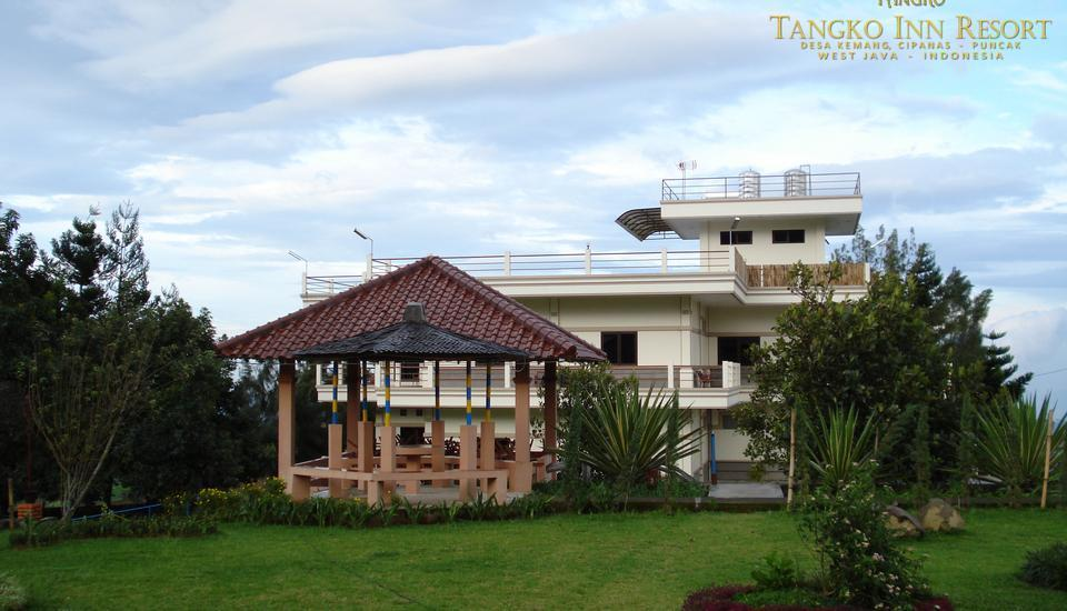 Tangko Inn Resort Cianjur - Gazebo