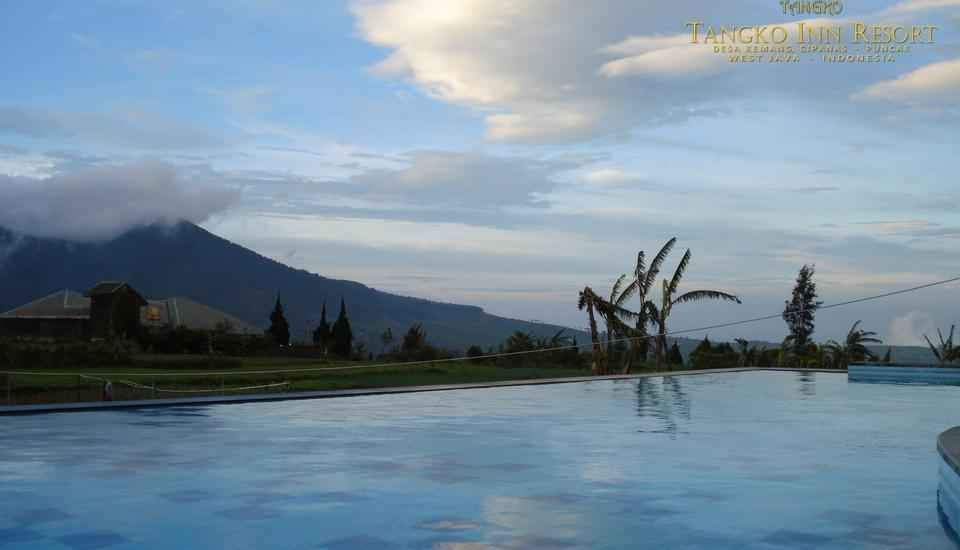 Tangko Inn Resort Cianjur - Kolam Renang