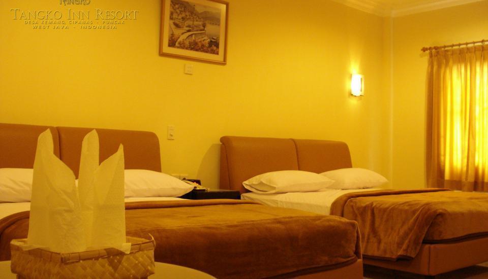 Tangko Inn Resort Cianjur - Eksekutif Suite Keluarga