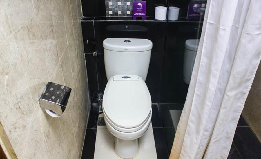 Tinggal Standard Bausasran Pakualaman - Kamar mandi