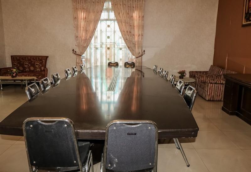 NIDA Rooms Setia Budi 24 Ring Road Medan Selayang - Ruang Rapat