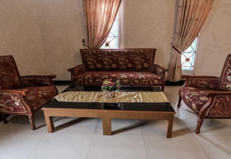 NIDA Rooms Setia Budi 24 Ring Road Medan Selayang - Ruang tamu