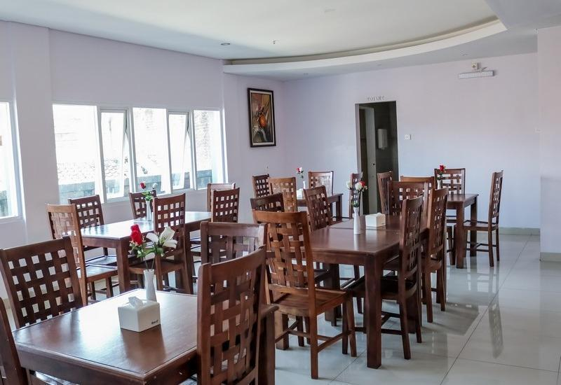 NIDA Rooms Bandung Convention Centre Bojongloa Kidul - Restoran