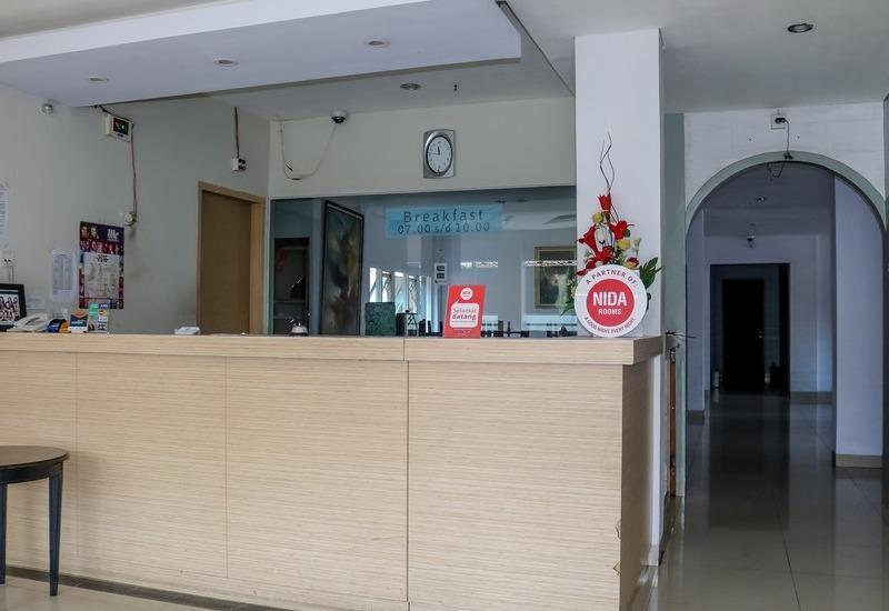 NIDA Rooms Bandung Convention Centre Bojongloa Kidul - Resepsionis