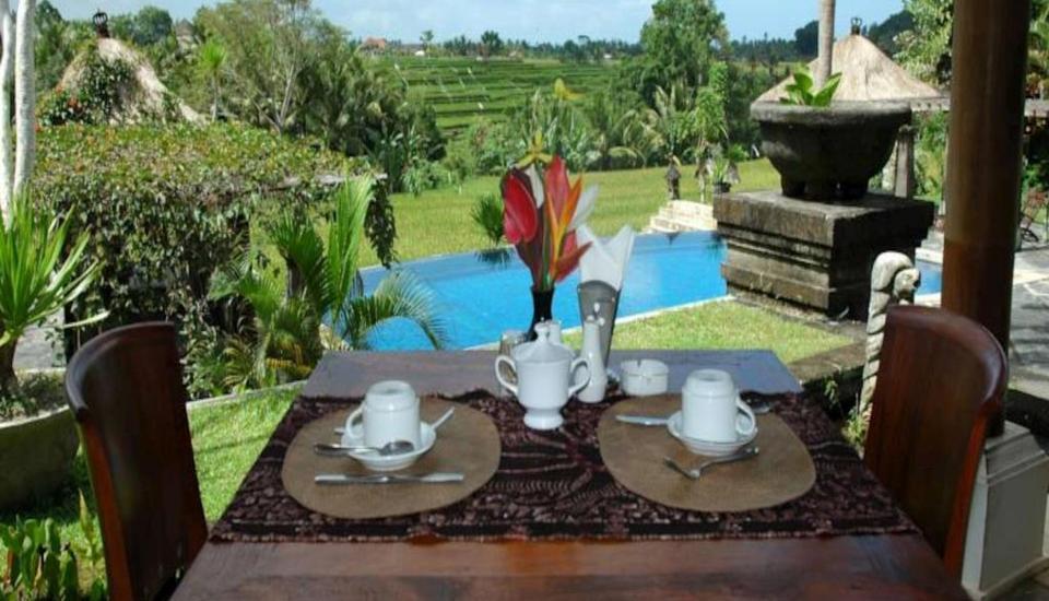 Bumi Ubud Resort Bali - Restoran