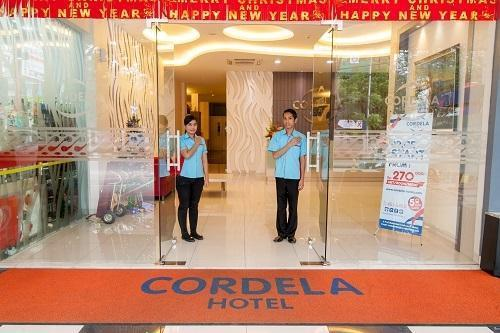 Cordela Hotel Medan - Lobi