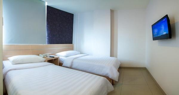 Cordela Hotel Medan - Deluxe Twin