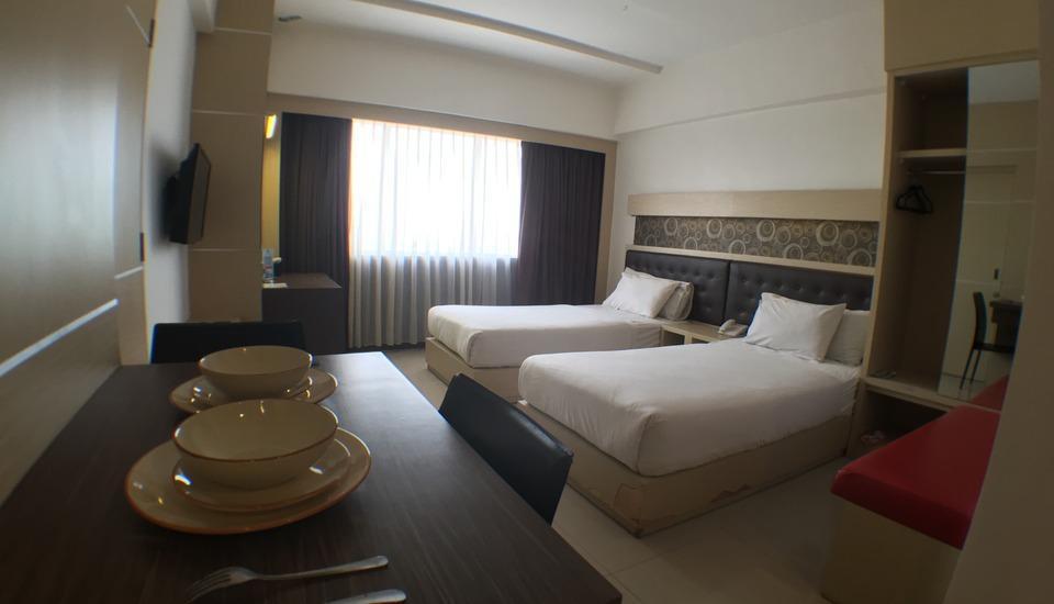 Star Apartment Lt. 19 & 20 Semarang - Kamar Deluxe