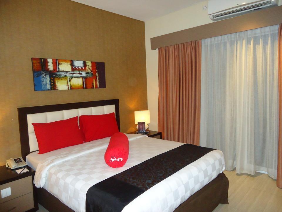 Hotel Scarlet Makassar - kamar