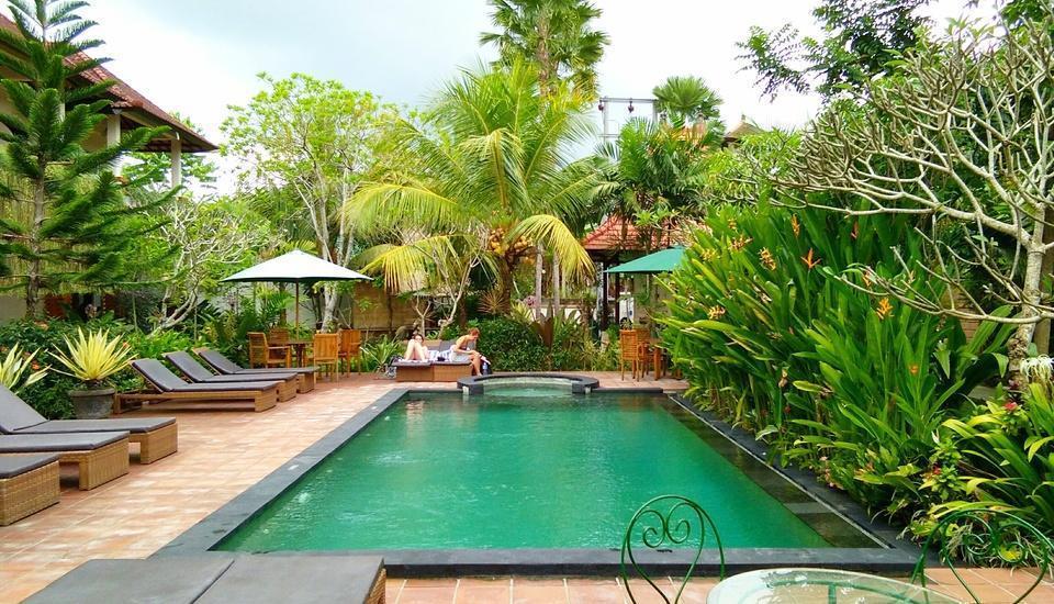 Inata Bisma Bali - Pool View