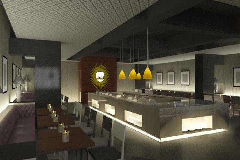 Hotel GranDhika Iskandarsyah - Restoran
