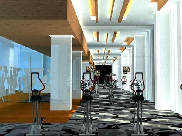 JS Luwansa Hotel Jakarta - Pusat Kebugaran