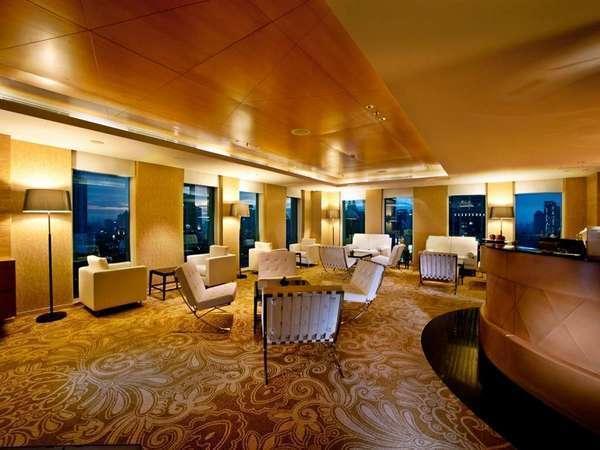 JS Luwansa Hotel Jakarta - Lounge Ambassador Club