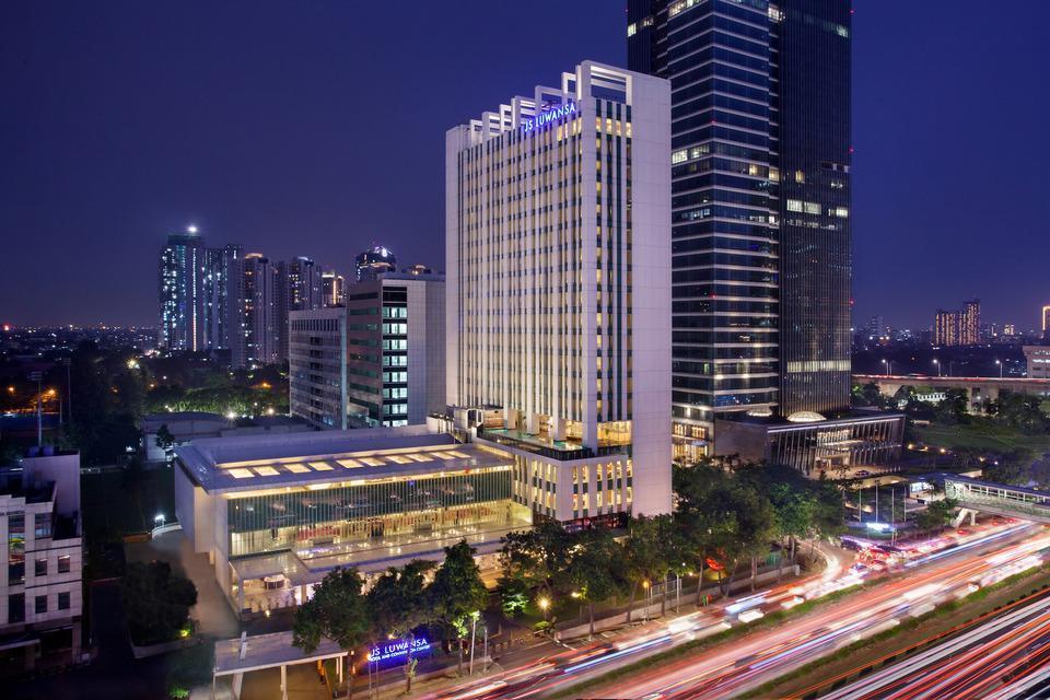 JS Luwansa Hotel Jakarta - View