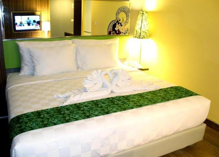 Pesonna Hotel Tegal Tegal - Deluxe Double Non Smoking Room Only Regular Rate