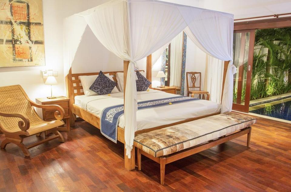 Villa Vanilla 2 Bali - Two Bedroom Villa Regular Plan