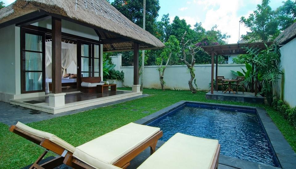 Pertiwi Resort & Spa Bali - Deluxe Pool Villa