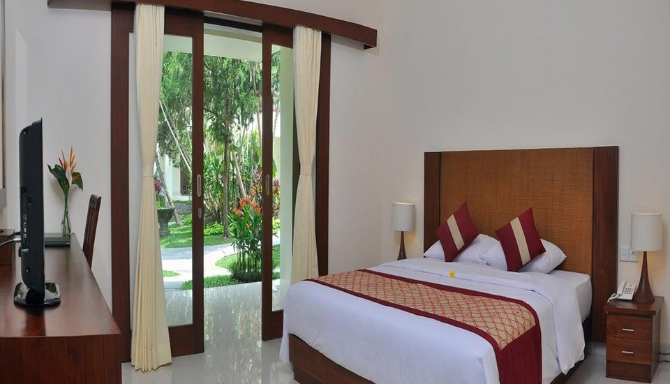 Pertiwi Resort & Spa Bali - Super Deluxe Room Only Promo 13%