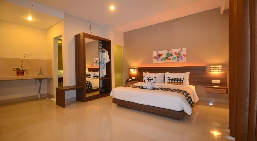 Grand Barong Resort Bali - Deluxe Lagoon Breakfast HOT DEAL 23%
