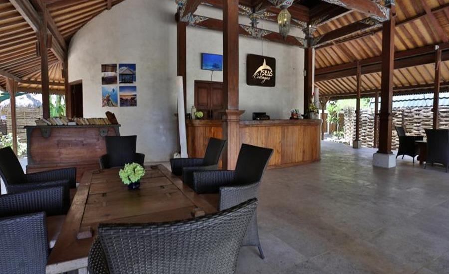 7SEAS Cottages Lombok - Lobby