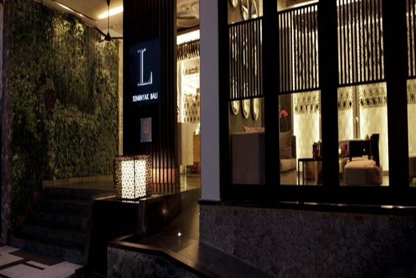 The L Hotel Seminyak - Eksterior