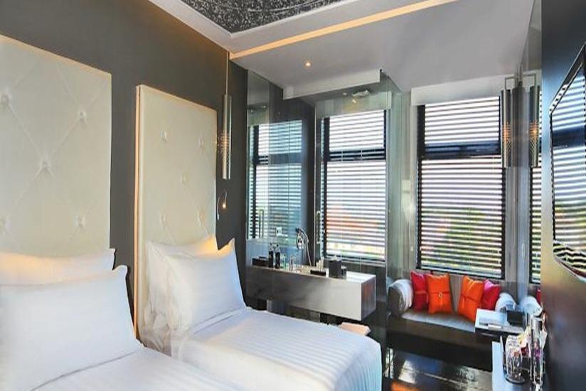 The L Hotel Seminyak - Kamar tamu
