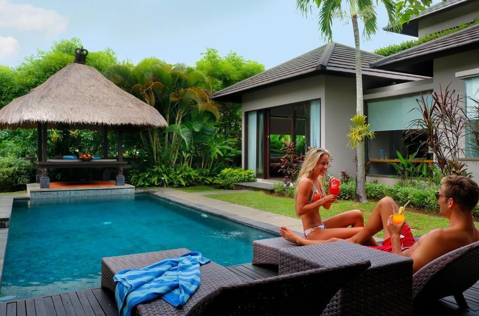Park Hotel Nusa Dua - Suites Bali - Romantic Honeymoon Package in One Bedroom Villa Last Minute Deal - 37%