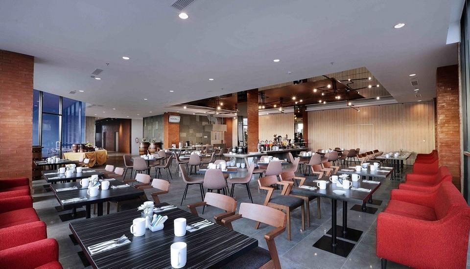 Aston Inn Pandanaran - Semarang Semarang - Restaurant
