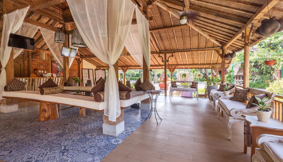 Taman Sari Bali Resort Bali - Lobby