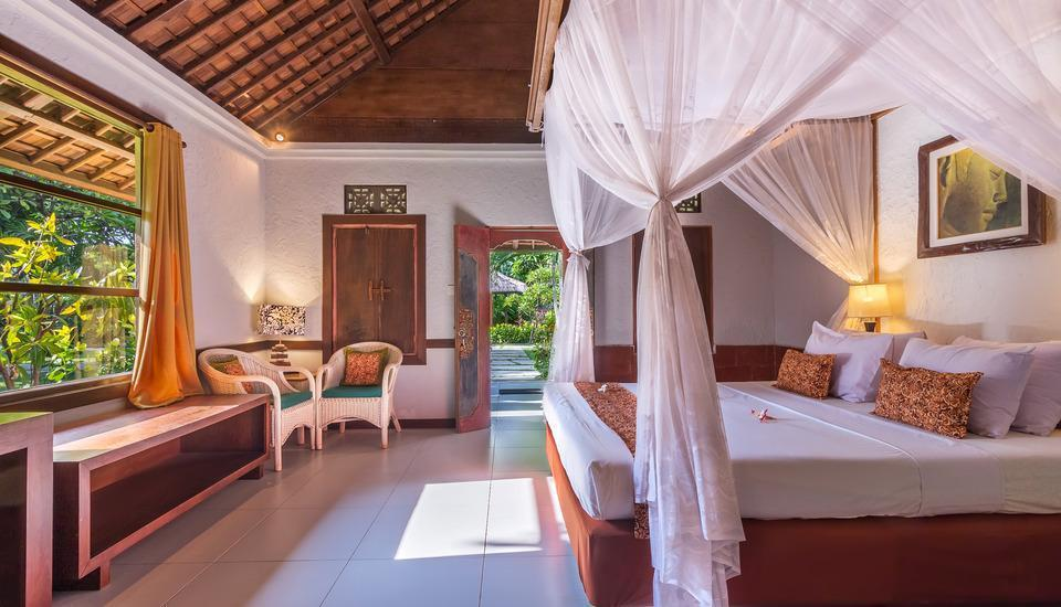 Taman Sari Bali Resort Bali - kamar Deluxe Bungalow