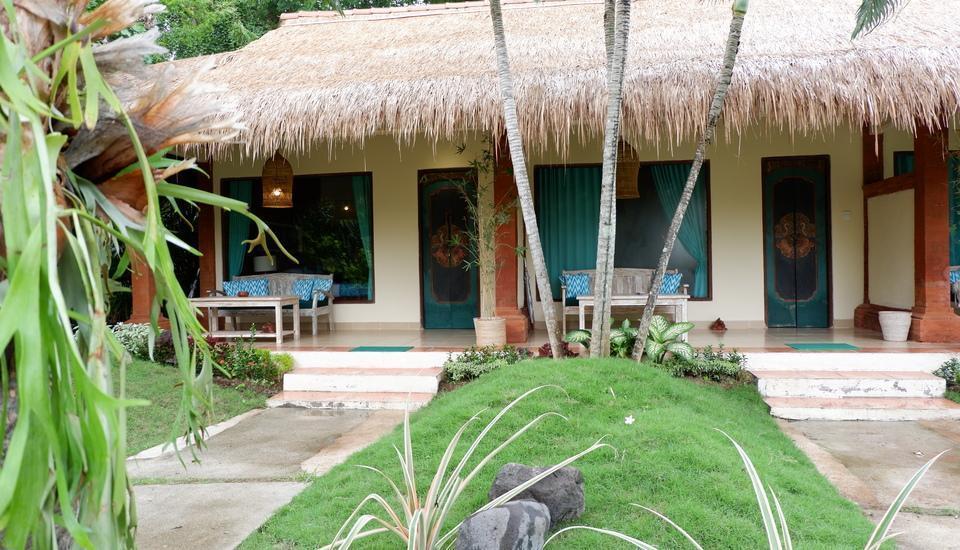 Taman Sari Bali Resort Bali - Tampak Depan Deluxe Studio